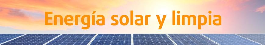 Banner de Energía solar