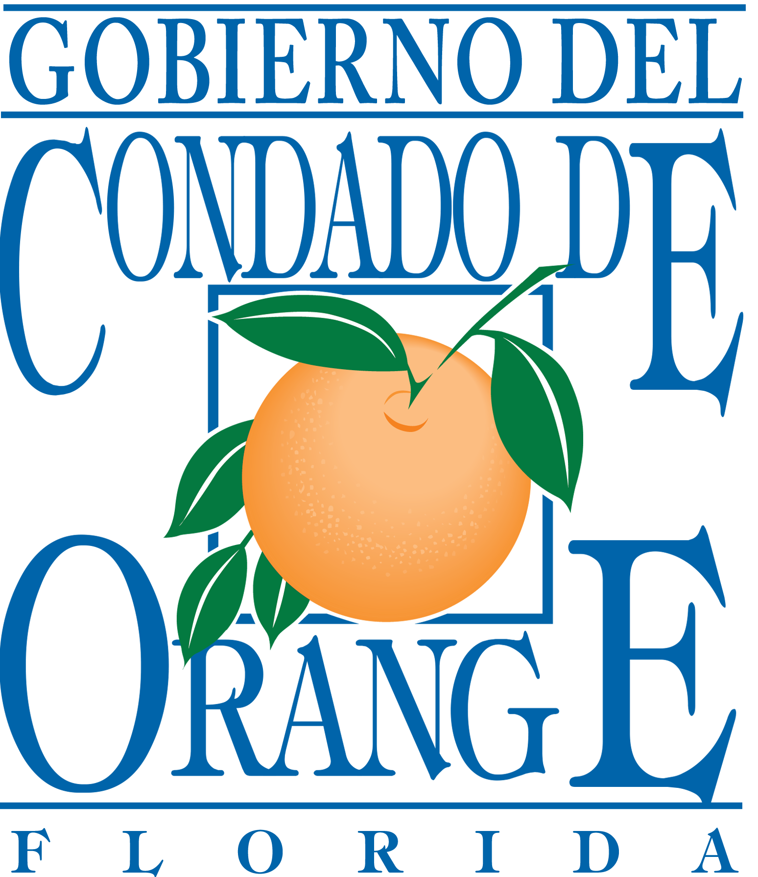 Página de inicio delGobierno del Condado de Orange