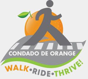 Logotipo de la Campaña Walk-Ride-Thrive