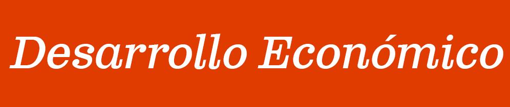 Sostenibilidad y Desarrollo Económico