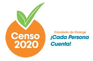 Censo del Condado de Orange 2020 ¡Cada persona cuenta!
